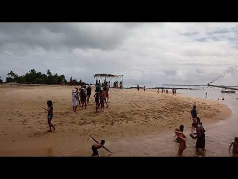Venha vc tambem conhecer a ilha da pedra furada perto de Barra grande -Bahia