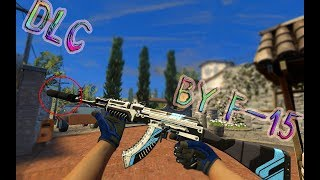 DLC SPECIALIST GLOVES | MOGUL FOR CSS V89 BY F-15