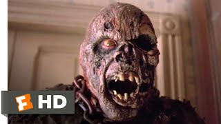 Friday the 13th VII: The New Blood (1988) - The Face of Jason Voorhees Scene (8/10) | Movieclips