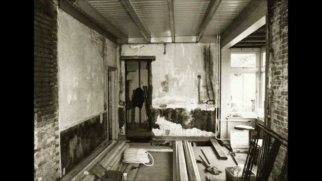 Eckhardt bouw zolder keuken openhaard kasten wand decoratie timmerwerk renovatie youtube - Decoratie zolder ...