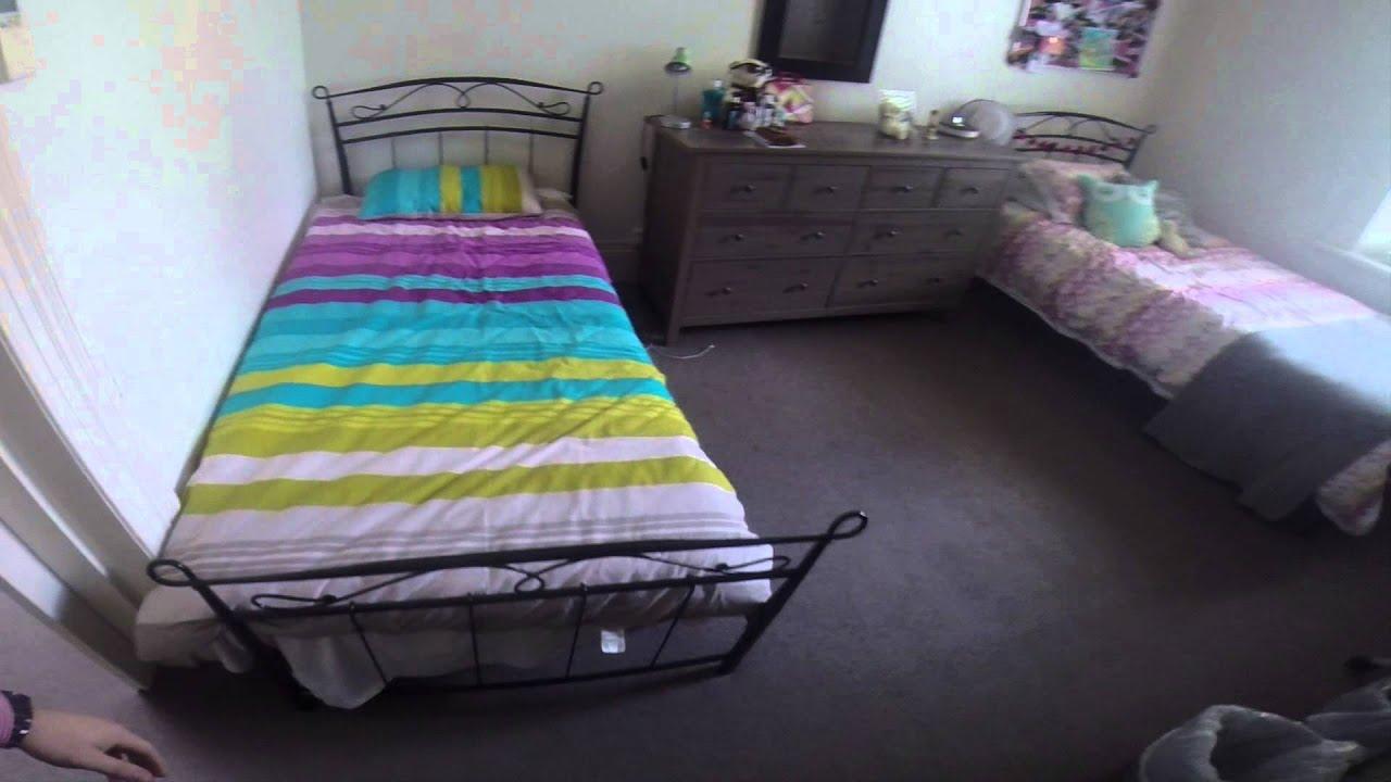 Girls bedroom wilderness school youtube