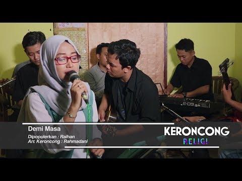 DEMI MASA (Cover) - KERONCONG KURMUNADI #KERONCONGRELIGI