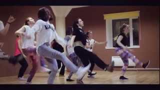 Dancehall в Мастерской танца г. Калуга. Преподаватель Диана