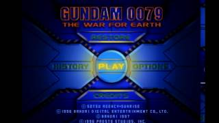 ≪実況≫GUNDAM 0079 The War For Earthで遊ぶ
