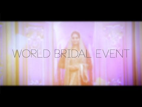 WORLD BRIDAL EVENT - 2017