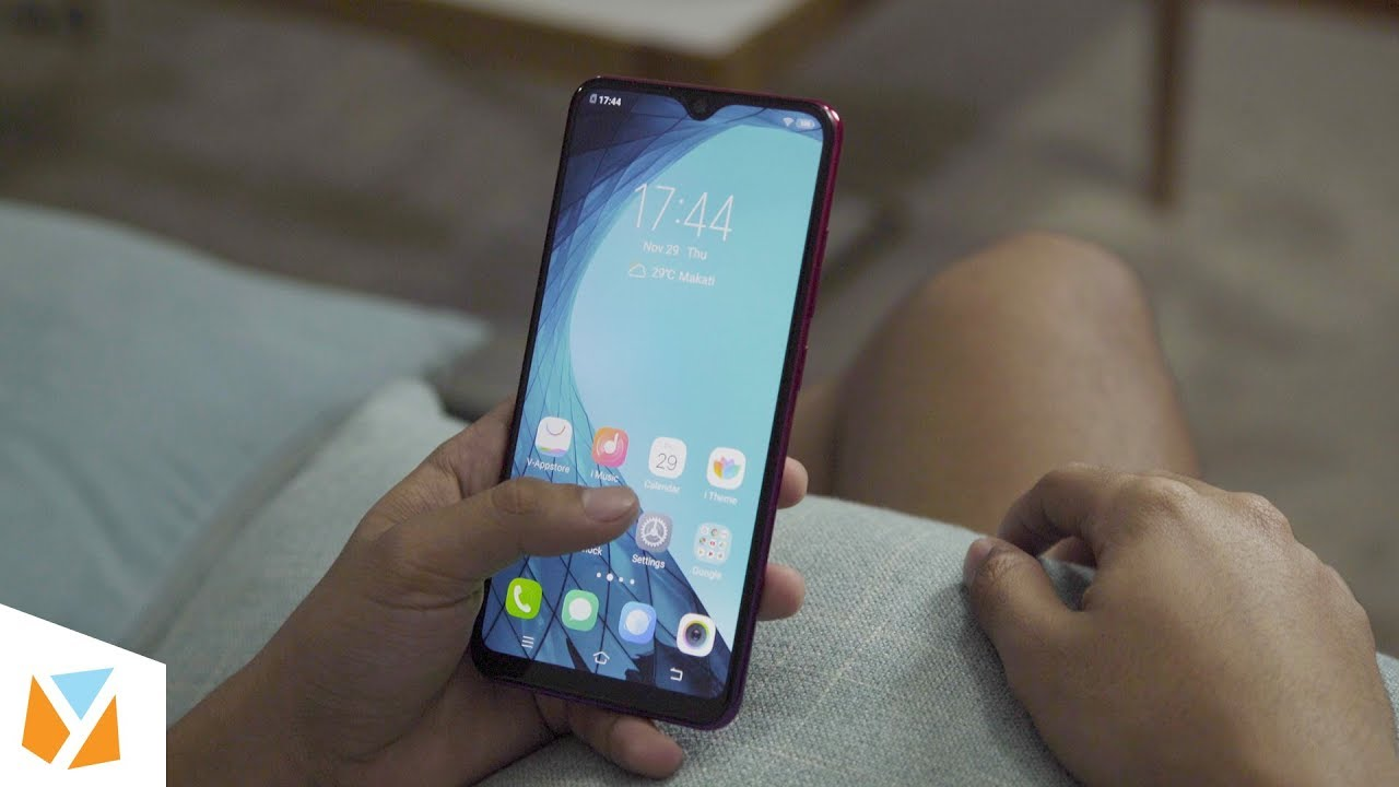 Reasons to get excited about the Vivo Y95 Halo FullView™ Display