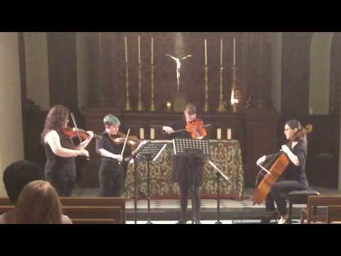 String Quartet No. 13 'Quartetto Corto' - Elizabeth Maconchy