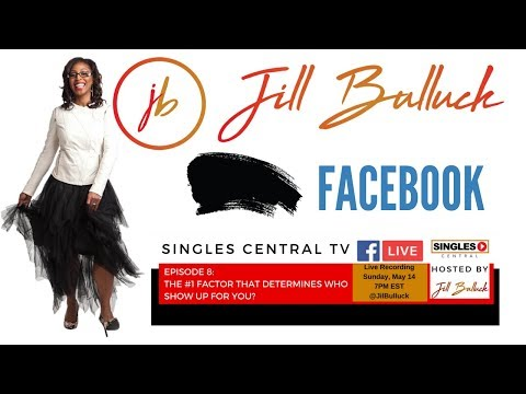 The #1 Factor that Determines Who Show Up for You - Singles Central TV  Season Finale Episode 8