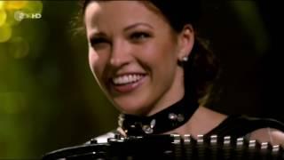 Ksenija Sidorova: B. Bartok - Rumänische Volktstänze (ZDF Klassik live im Club, 16-4-2017) 1080p, HD