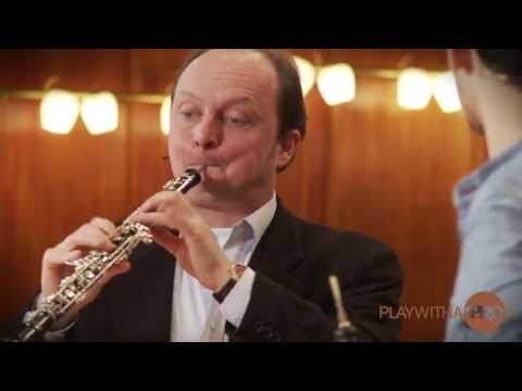 Oboe lessons, Leleux Oboe Masterclass, Mozart oboe concerto