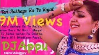 Teri Akhiya Ka Yo Kajal Super Dance Mix DJ Appu