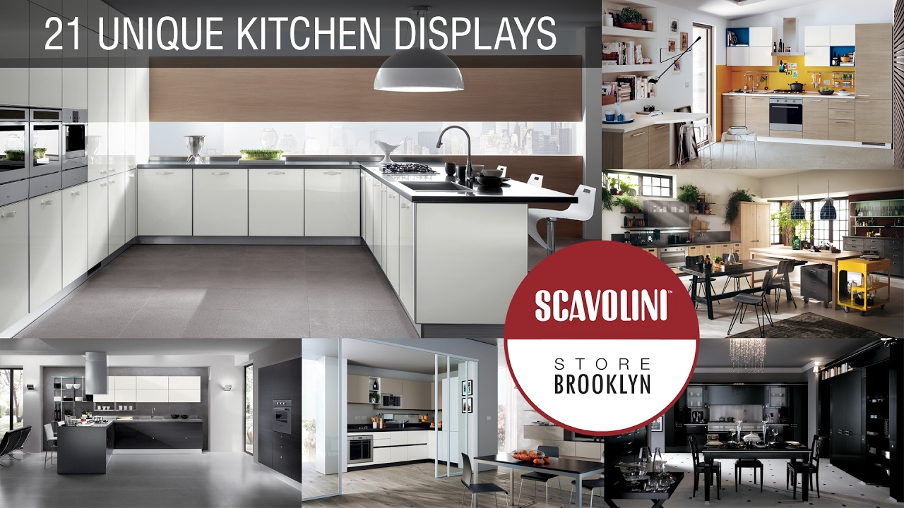 Scavolini Store Introduction | Brooklyn, New York | 2017