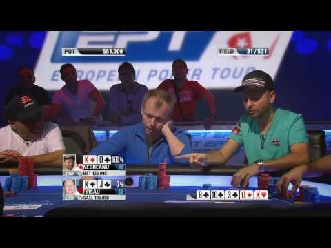 EPT 9 Monte Carlo 2013 - Main Event, Episode 6 | PokerStars.com (HD)