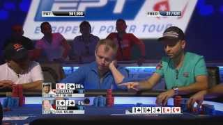 EPT 9 Monte Carlo 2013 - Main Event, Episode 6 | PokerStars.com (HD)