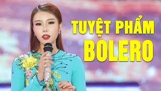 Nhạc Bolero Sầu Lòng Cực Hay - Ca Sĩ Trẻ Xinh Đẹp Hát Bolero Chấn Động Lòng Người | Thanh Thư Bolero
