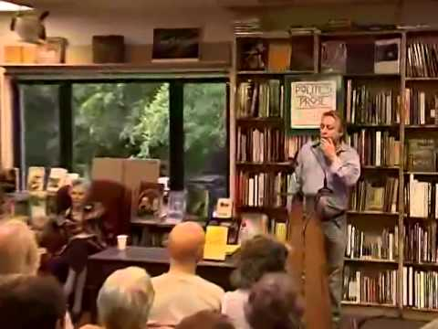 Christopher Hitchens - Politics and Prose Bookstore Washington DC