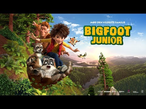 Bigfoot Junior - i biograferne 27. juli 2017 streaming vf