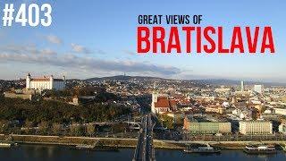 #403 Great views of Bratislava Mp3
