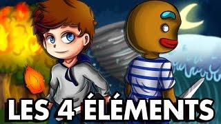 Minecraft - Les 4 Éléments #01 : Il Faut Sauver le Village !