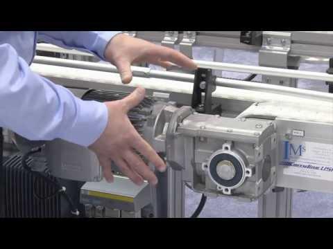SIMOGEAR Gear Motors -- The Ultimate Package for Conveyor Technology (B)