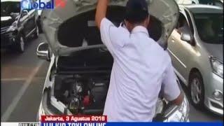 Uji KIR Taxi online, 165 kendaraan tak lolos uji - BIS 03/08(, 2016-08-04T02:41:32.000Z)