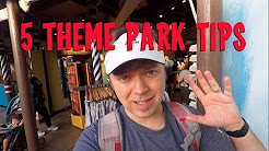 5 Expert Tips for Visiting a Theme Park, filmed at Busch Gardens Tampa