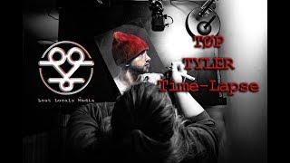 DRAWING TYLER JOSEPH + ORIGINAL TWENTY ONE PILOTS COVER - Lost Locals Media