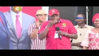 Rais aomba Wakwale wampe nafasi nyingine