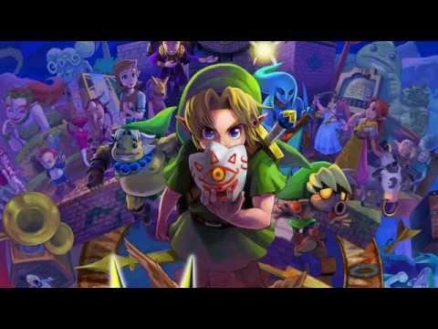 Elegy of Emptiness - The Legend of Zelda: Majora's Mask 3D Music