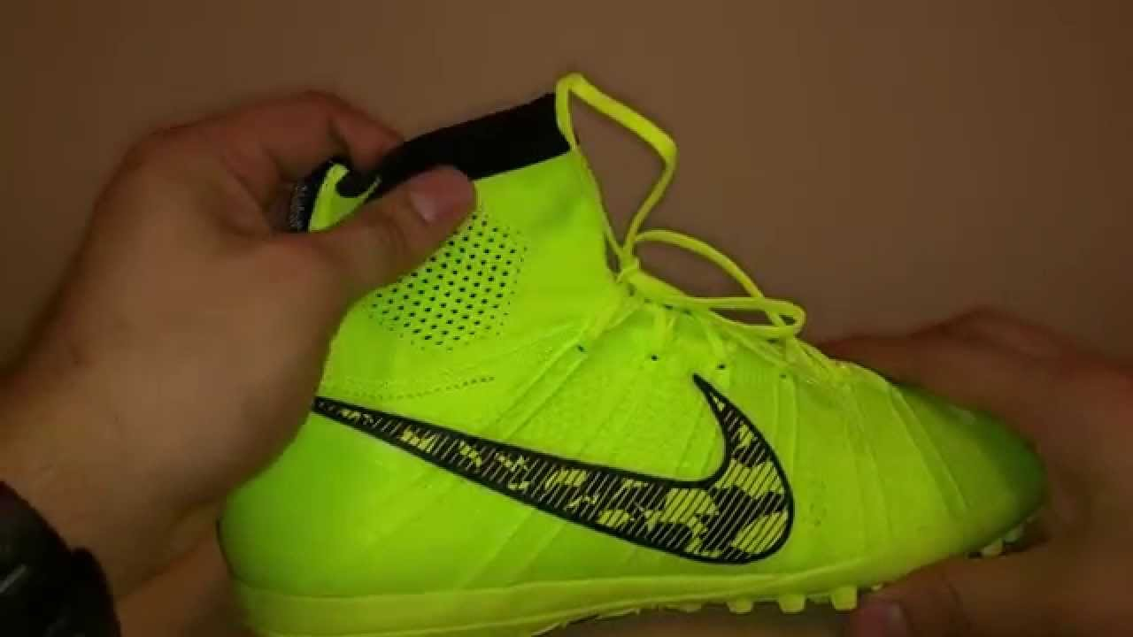 nike elastico superfly turf