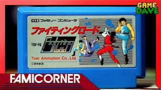 Fighting Road (Famicom) - FamiCorner Ep 1 | Game Dave