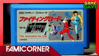 Fighting Road (Famicom) - FamiCorner Ep 1 | Game Dave