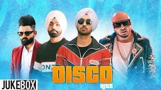 Disco Hits | B Praak | Diljit Dosanjh | Ammy Virk | Sharry Maan | Amrit Maan | New Songs 2019