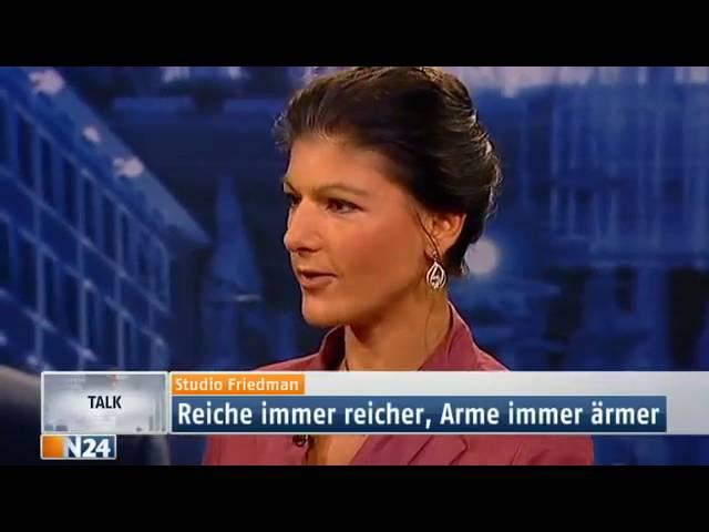 Studio Friedman   Steuern rauf für Reiche 27 06 2013 , N24 de