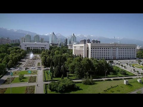 Almaty au Kazakhstan : de l'insolite et des grands espaces - metropolitans