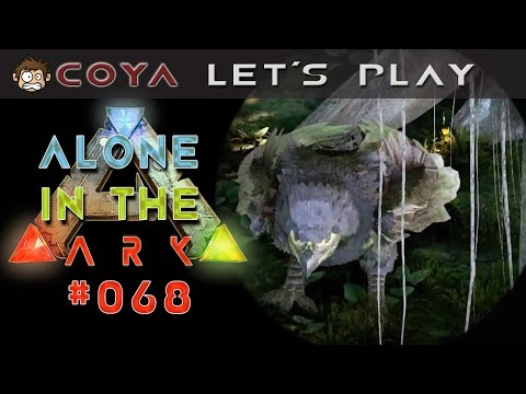 Alone in the ARK #068 • Coyas next Top-Vogel • THE CENTER ARK Survival Evolved German Deutsch