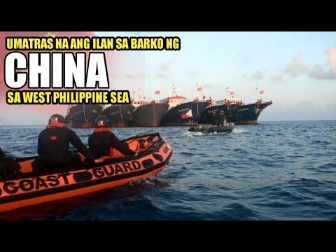 GALING! NAPAPAATRAS Na Ang Ilan Sa  Mga  Barko Ng China Dahil Sa PH at US Forces Sa WPS | sirlester