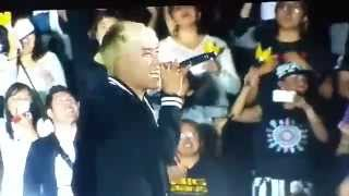 Big Bang ( 빅뱅) Made tour in Mexico city - Bang bang bang (뱅뱅뱅) Encore fancam