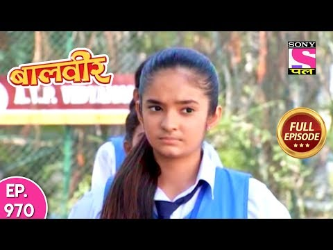 Baal Veer - Full Episode  970 - 27th May, 2018