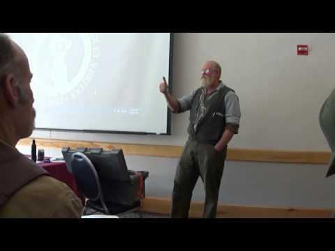 Soils and Forestry presentation with Mark vander Meer