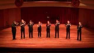 CSU Trombone Octet - Mein Junges Leben Hat Ein End