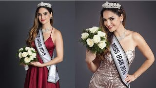 Miss Iran To Debut At Miss Universe 2019