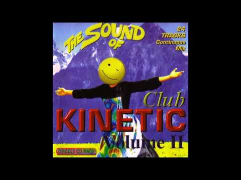 The Sound Of Club Kinetic - Vol 2 (CD 1 & 2) (Mixed By DJ Demand) (1996)