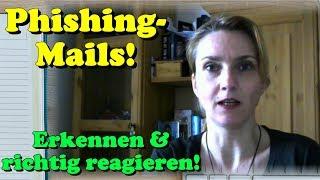 Phishing-Mails erkennen (mit Beispielen)! Fake-eMails von eBay, Amazon + Paypal | Lethargic Mom