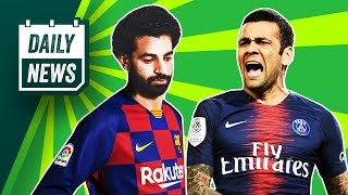 Barcelona legend wants Mo Salah at the club! ► Daily News