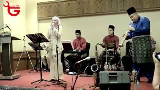 Cover images Azlina Aziz - Indahnya Beraya Di Desa (Acoustic Version)