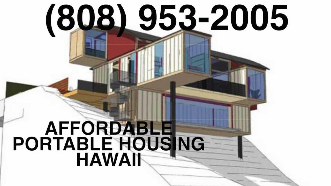 Shipping container homes big island 808 953 2005 big island shipping container home youtube - Container homes hawaii ...