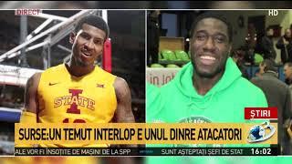 Surse: Un temut interlop e unul dintre atacatorii sportivilor americani înjunghiaţi la Brăila