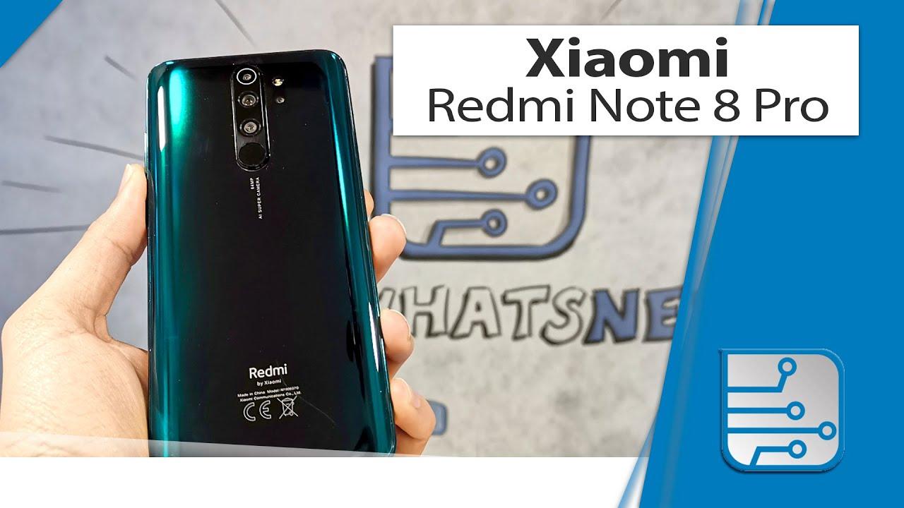 Xiaomi Redmi Note 8 Pro Análisis En Español Resumen Youtube