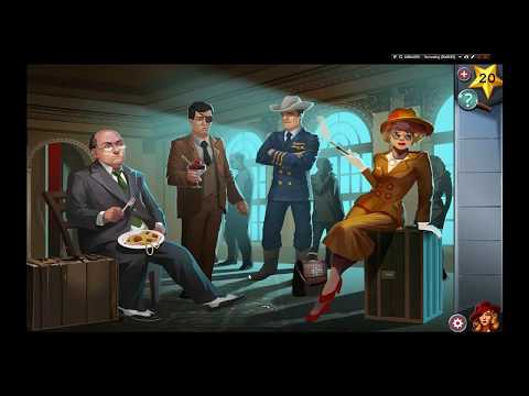 ADVENTURE ESCAPE: Allied Spies Chapters 1 2 3 4 5 Walkthrough